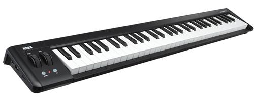 Korg Microkey 61 USB MIDI Controller Keyboard