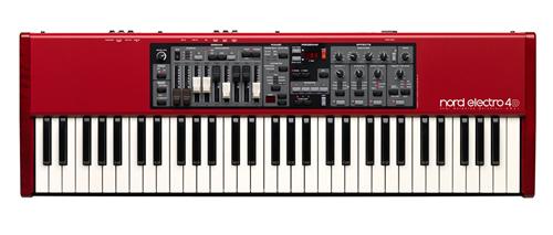 Clavia Nord Electro 4D SW61 Organ Keyboard