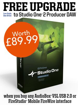 Presonus AudioBox VSL Promo