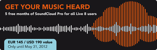 Ableton Live8 and Suite 8 Music Software