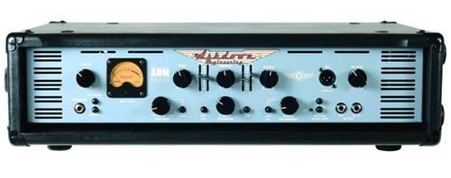 Ashdown ABM 2000 and ABM 1000 Bass Amplifier Heads