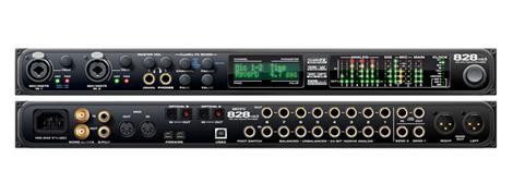 MOTU 828 mk3 Hybrid