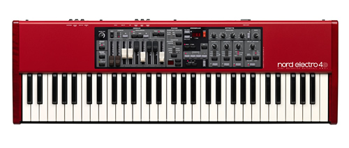 Clavia Nord Synthesizer