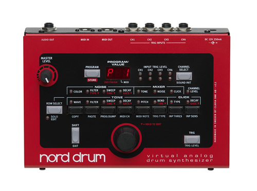 Clavia Nord Drum Synthesizer Module
