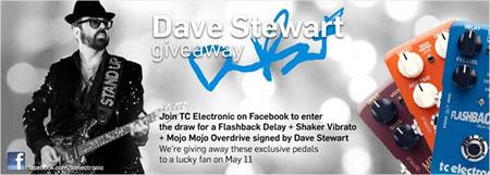 TC Electronic Dave Stewart Toneprint