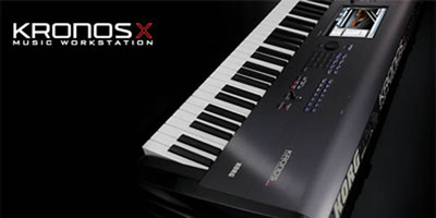 Korg Kronos X Music Workstation