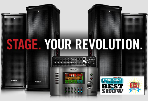 Line 6 StageSource Speakers