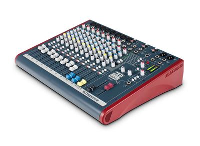allen heath zed60 14fx compact mixer released soundslive. Black Bedroom Furniture Sets. Home Design Ideas