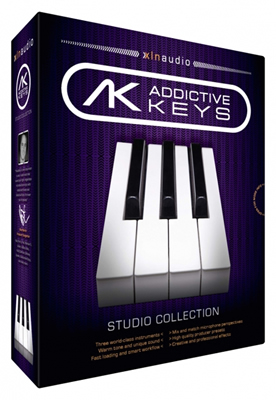 XLN Audio Addictive Keys Virtual Instrument Software