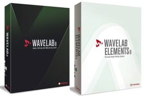 Steinberg WaveLab 8 and Elements