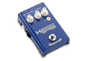 TC Helicon Harmony Singer Vocal Pedal