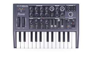 Arturia MicroBrute Analog Synthesizer released